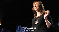 Conferencia de Susan Cain sobre la introversión en TED