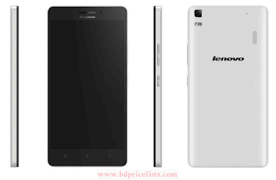 Lenovo Vibe S1 Mobile Full Specifications Details And Price in Bangladesh