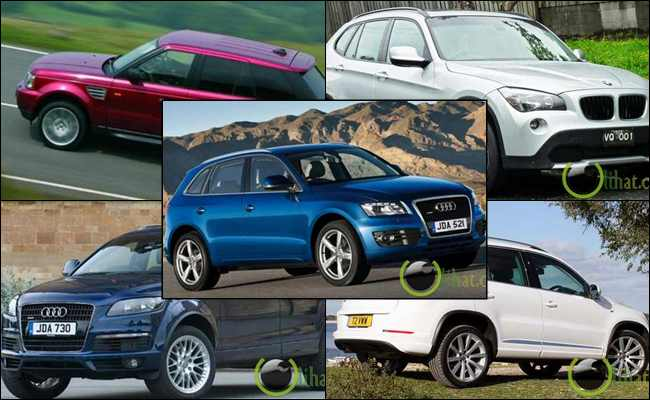 10 Mobil SUV yang paling Terbaik di Dunia