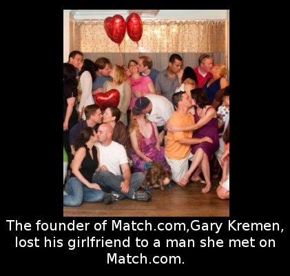 Founder of match com