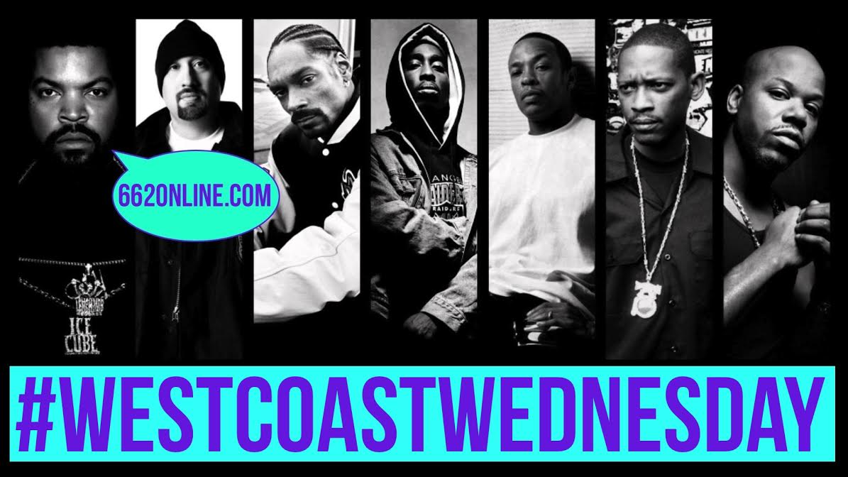 #WestCoastWednesdays on #662