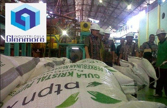 loker industri gula glenmore 2016