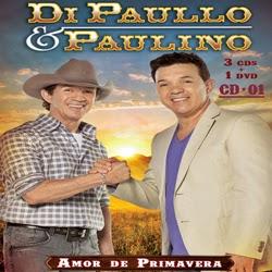 Box Di Paullo e Paulino - Amor de Primavera