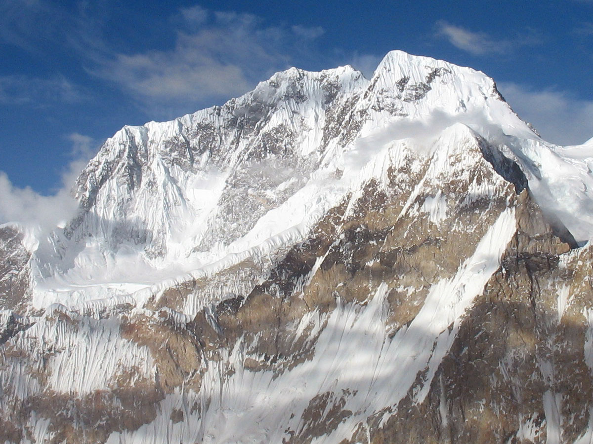 Spreebird: BROAD PEAK (Pakistan) World's 12th Highest Mountain