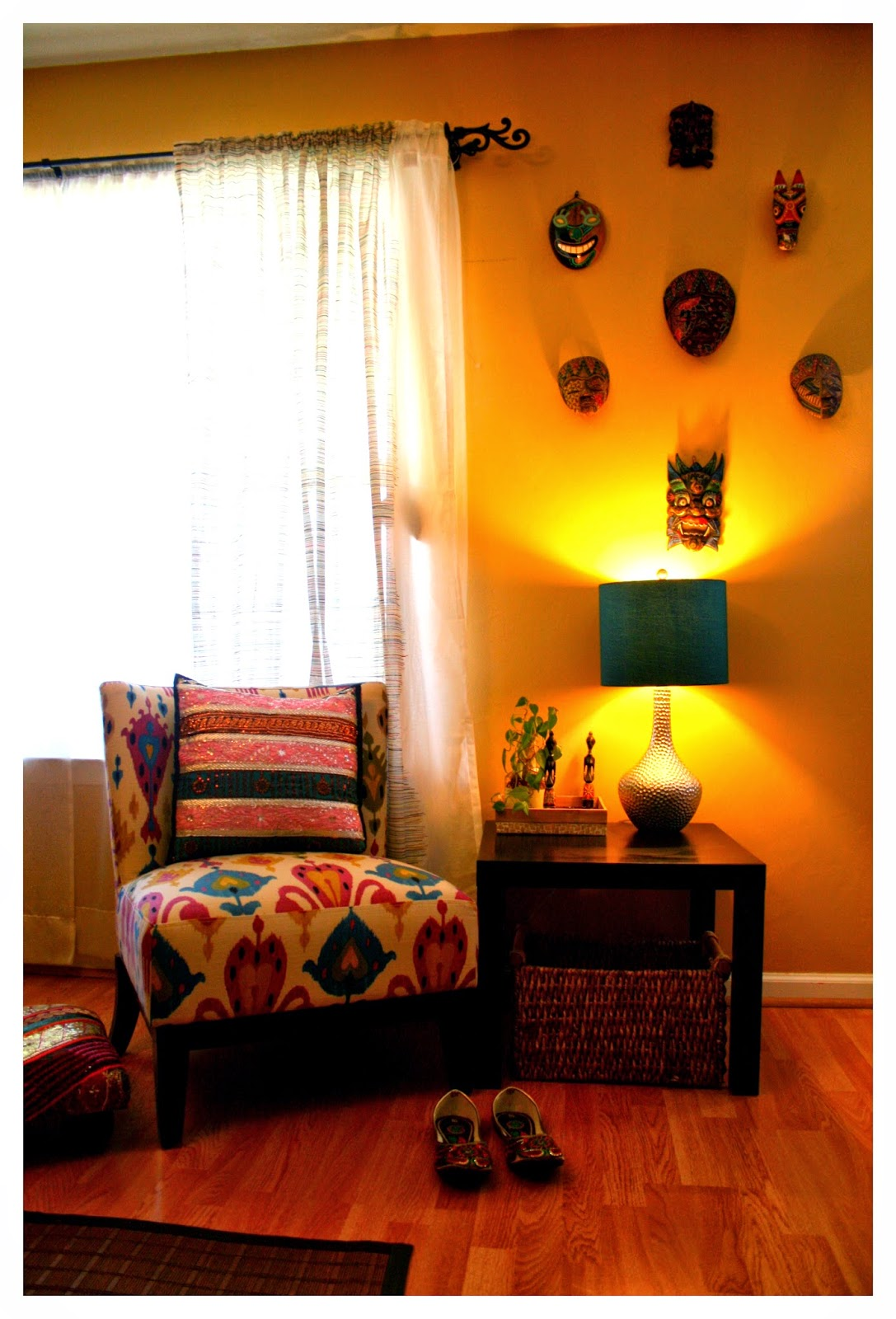 Tickled by inspirations house of the month supriya Free home interior design photos india