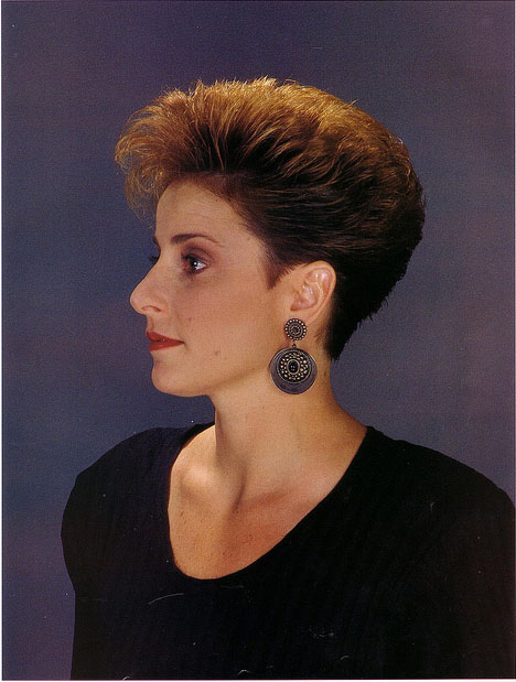 Celebrity Hairstyle: Short Styles of the 80s