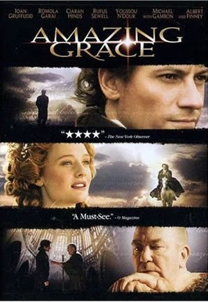 capa do filme amazing grace