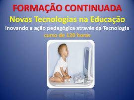 Formao Continuada - Novas Tecnologias na Educao - com inscries abertas!