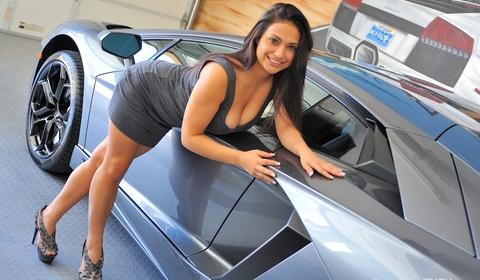 Car Hand Job Kinkymarie