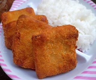 Nugget Ayam Tempe