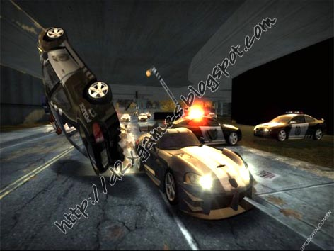 Free Download Games - Need For Speed Undercover