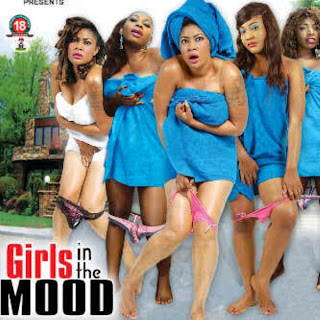 Girls in the mood