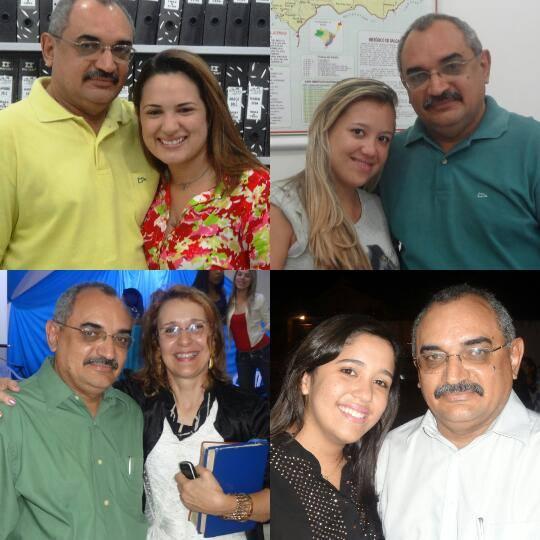 Joyce Alves, Lady Daianne, Azenete Leitão e Valeria Brito