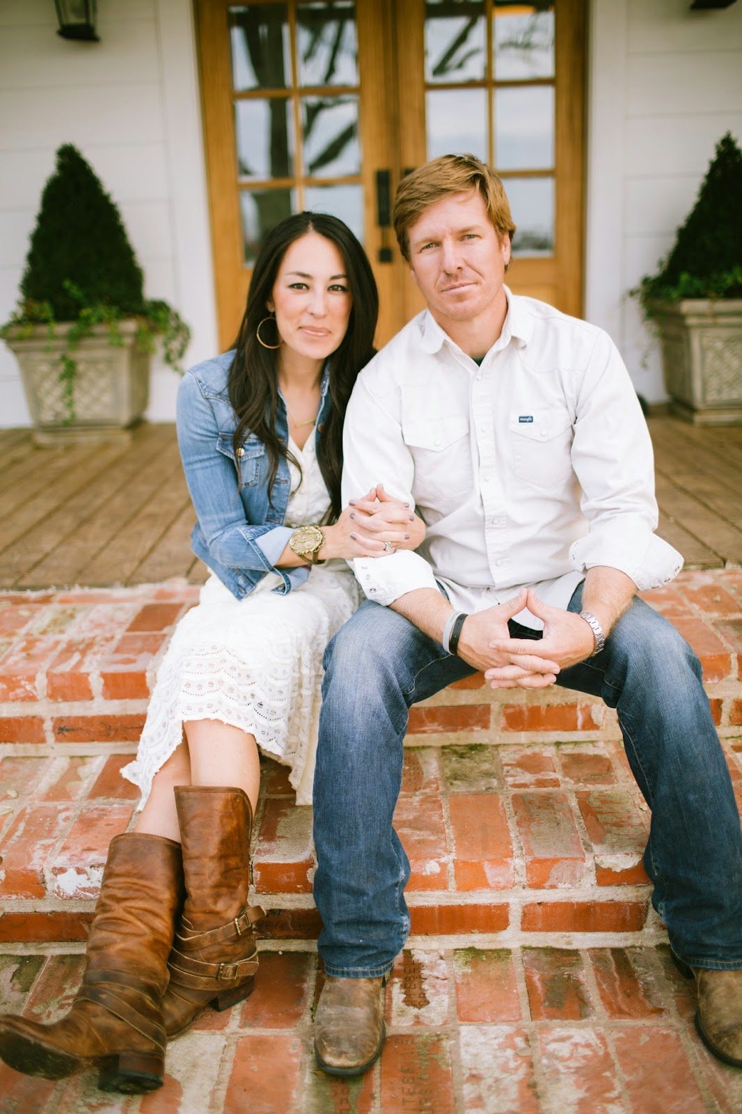 Celebrity Spotlight See Chip Joanna Gaines At The