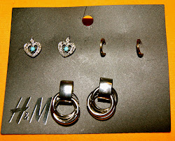 H&M set of earrings