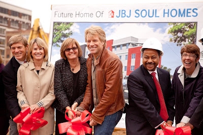 Jon Bon Jovi Finances Affordable Housing