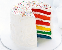 Foto RainBow Cake