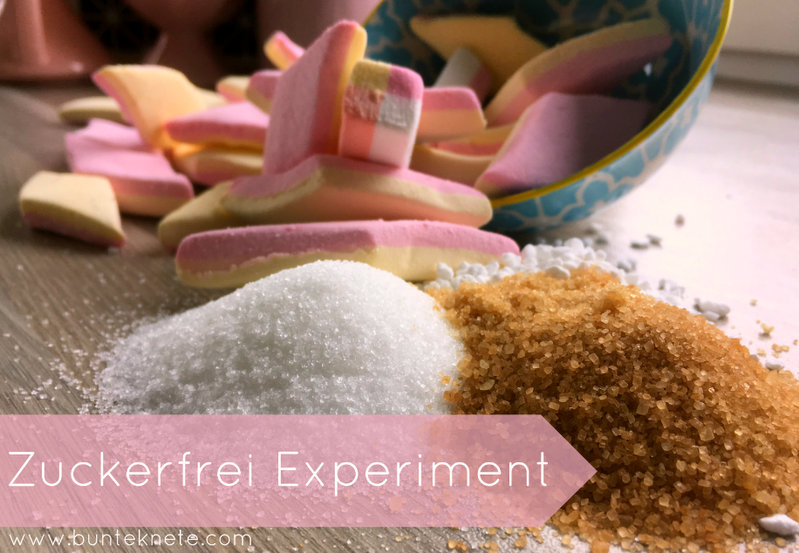 Das Zuckerfrei Experiment
