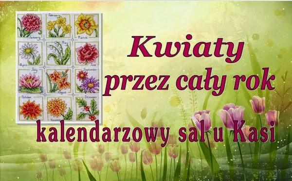 Kalendarzowy sal u Kasi