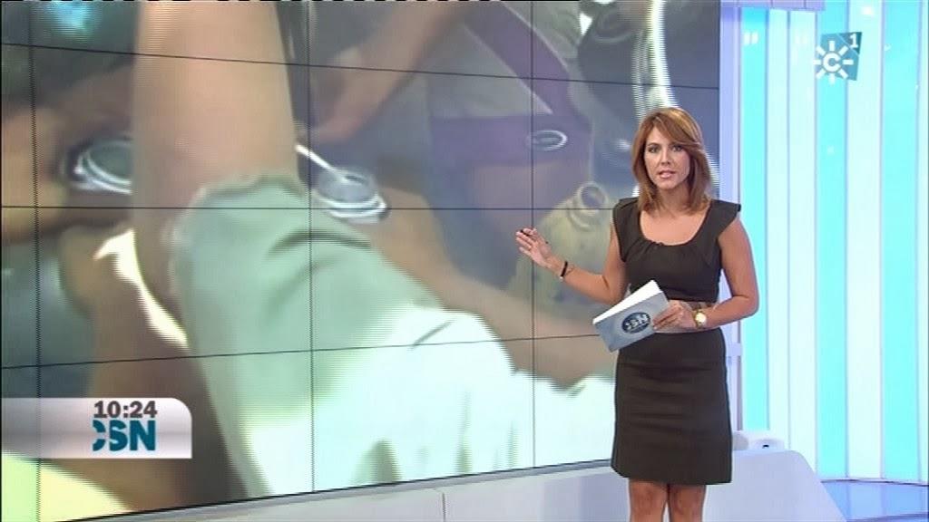 VICTORIA ROMERO, BUENOS DIAS (11.11.13)