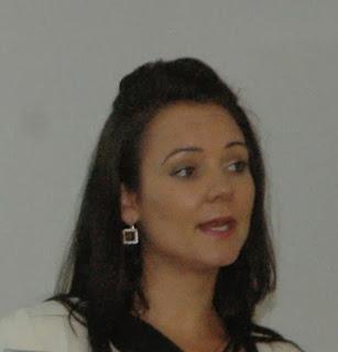 Nicola Beckett of Griffith University.