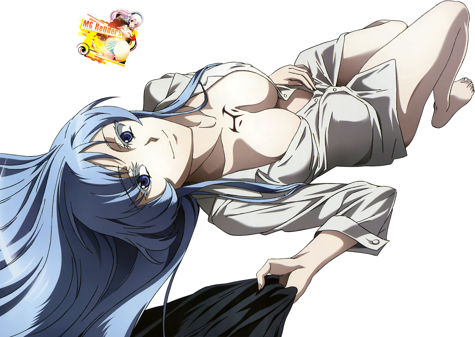 Tags: Anime, Render,  Akame Ga Kill!,  Esdese,  PNG, Image, Picture