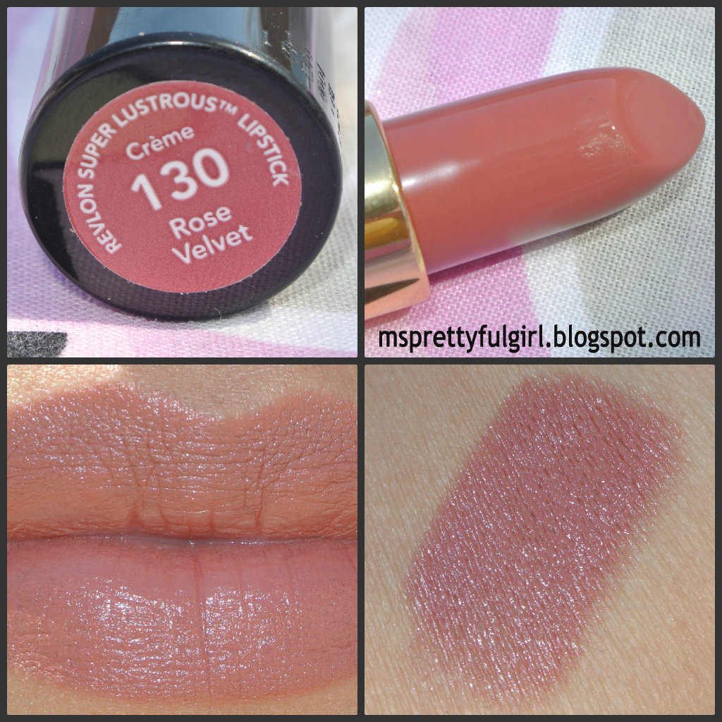 Ms. Prettyful Girl: Buy and Blog: Revlon Super Lustrous ...