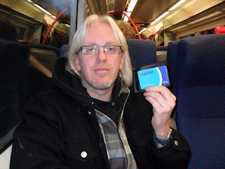 The way of the future - The Oyster Card