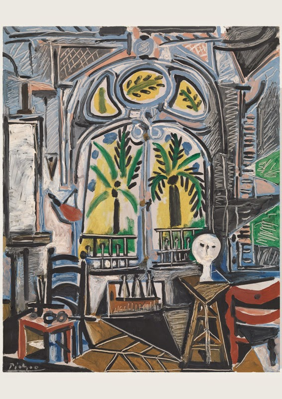 Picasso fundación Mapfre