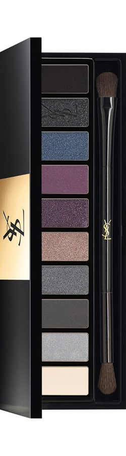 YSL 'Tuxedo' Couture Variation Ten-Color Expert Eye Palette