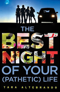 The Best Night of Your (Pathetic) Life Tara Altebrando cover