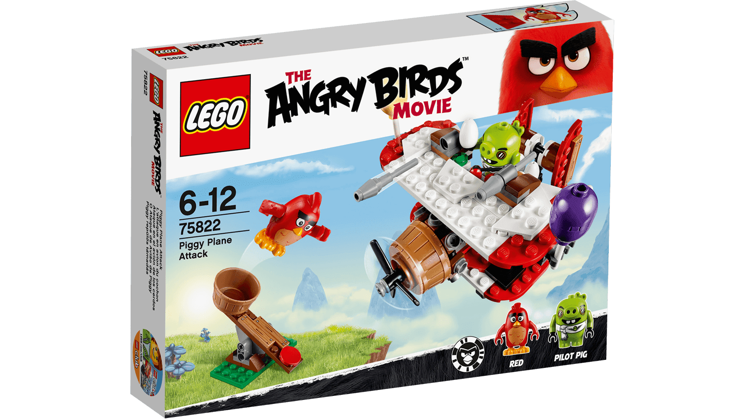 Angry Birds Car Building Game