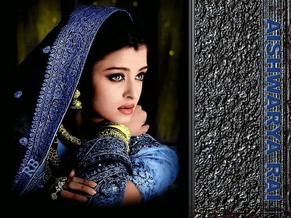 aishwarya rai hd wallpapers - hot photos in saree