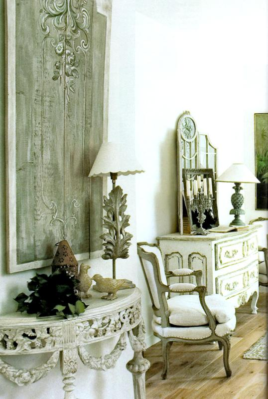 Chateau de lille la brocante pour passion part one - Muebles shabby chic ...