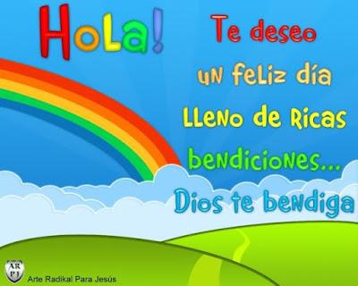 tarjetas de feliz dia de bendiciones
