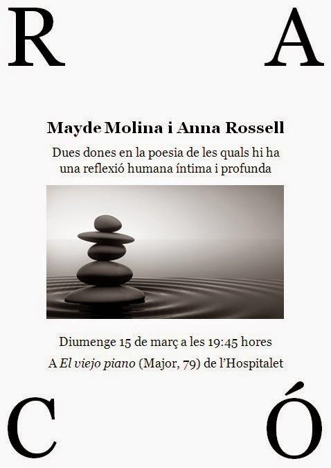 10è Racó poètic L'Hospitalet
