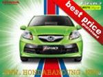 Harga Mobil Honda Brio Satya Bandung