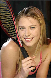 Tennis Glamour Girl Maria Sharapova