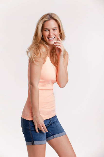 Bar Refaeli Photoshoot for Fox Spring-Summer 2013