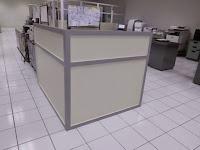 furniture kantor semarang - meja sekat kantor 02