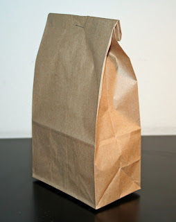 Brown Bag by Jeffrey Beall