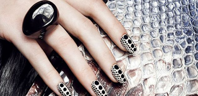 about the latest manicure ideas for season autumn-winter 2012/13