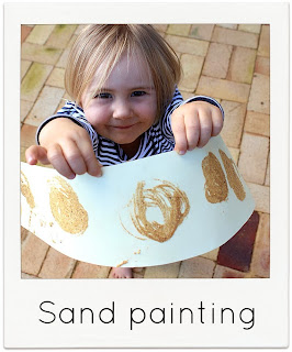 http://littlepeopledesign.blogspot.com.au/2013/10/sand-painting.html#.UpC3vOJQiLU