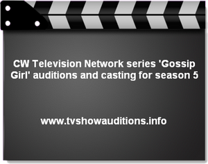 Gossip Girl Casting Calls Auditions