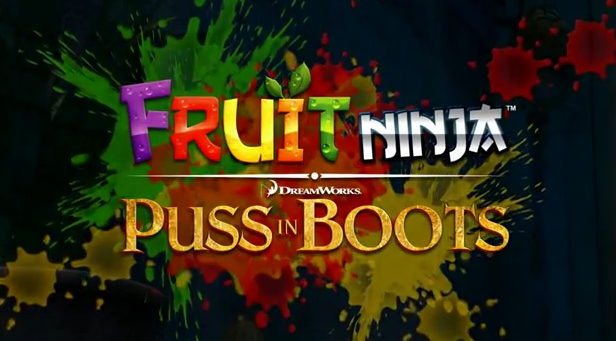 Fruit Ninja: Puss in Boots