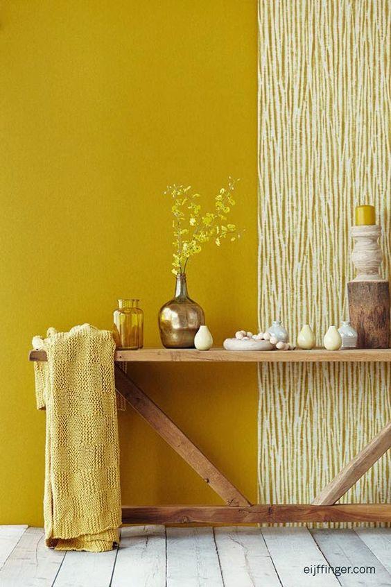 Inspiraci n de fin de semana ocre dorado color del a o - Cual es el color ocre ...