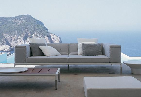 Visi n interiorista mobiliario para exteriores for Mobiliario para exteriores