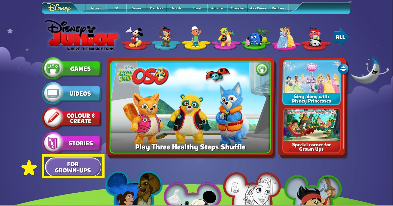 Singapore Mom Blogger IreneSoh Disney Junior The Party Life Saver