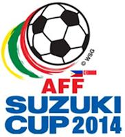Jadual Siaran Langsung Piala AFF Suzuki 2014