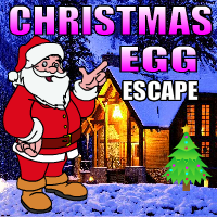 Yalgames Christmas Egg Escape
